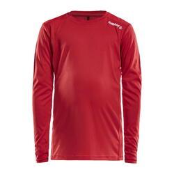 Craft rush junior t-shirt met lange mouwen