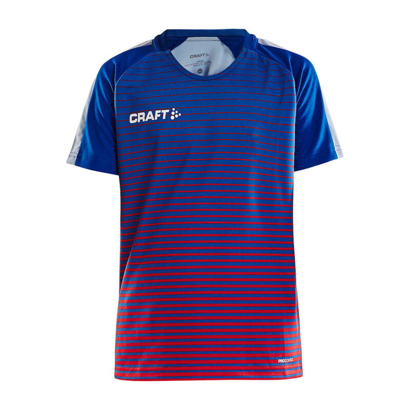 Craft pro control strip junior jersey