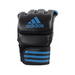 Gants / mitaines MMA PU adidas noir/bleu