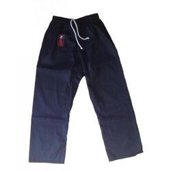 zwarte karatebroek furacao