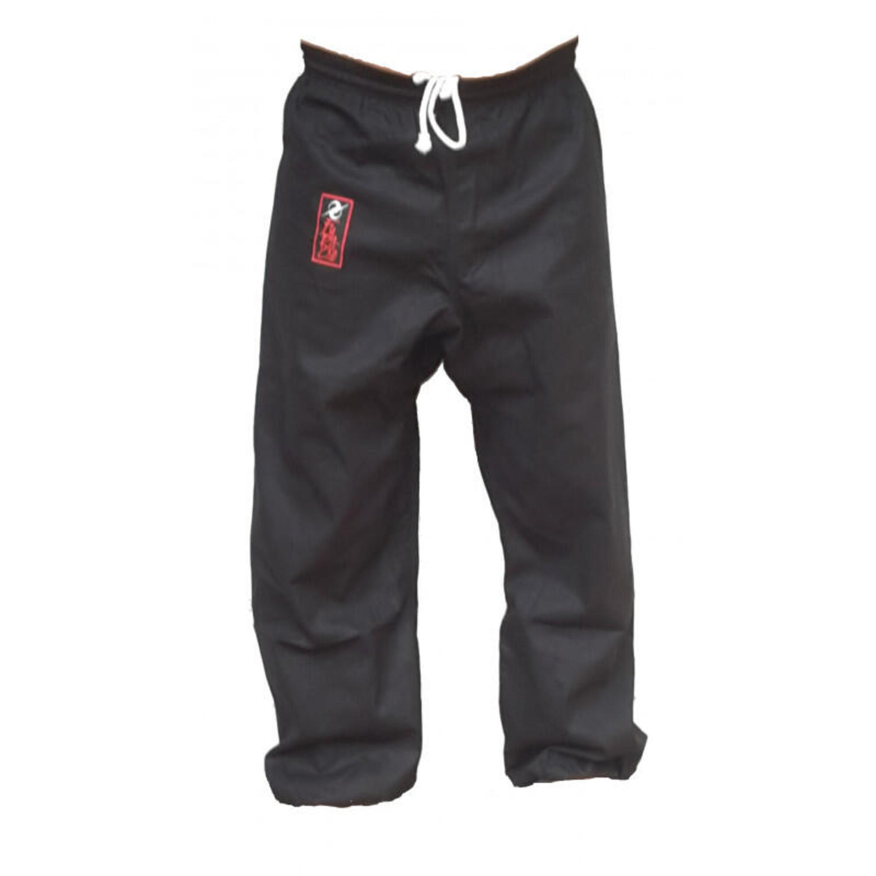 Pantalon noir serré aux chevilles Furacao