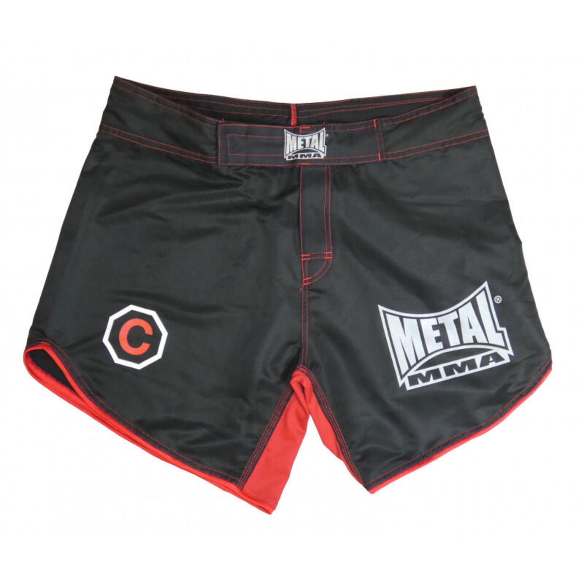 MMA short courage Metal Boxe