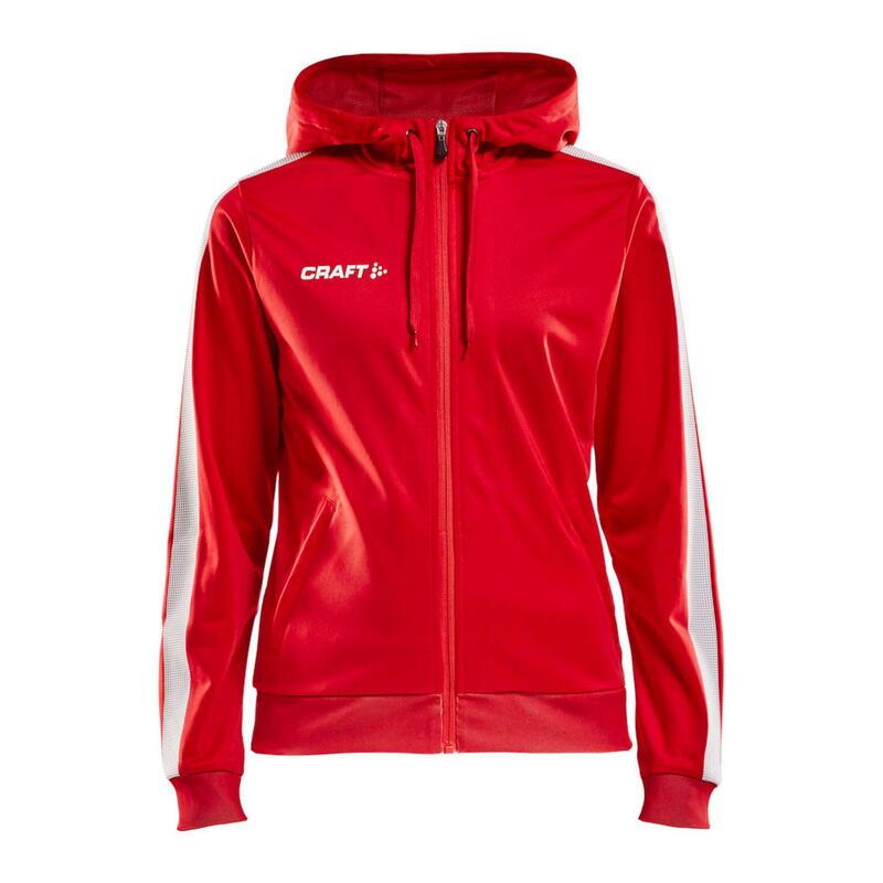 Hooded jasje vrouw Craft pro control