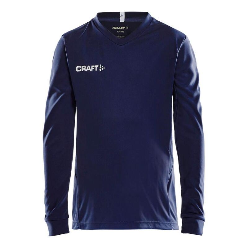 Craft squad solid junior jersey lange mouwen
