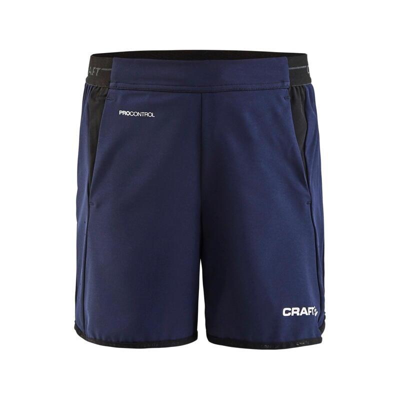 Craft pro control impact junior shorts