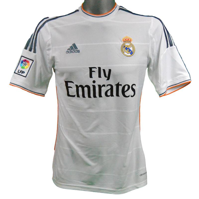Maillot domicile Real Madrid 2013/2014 Ronaldo