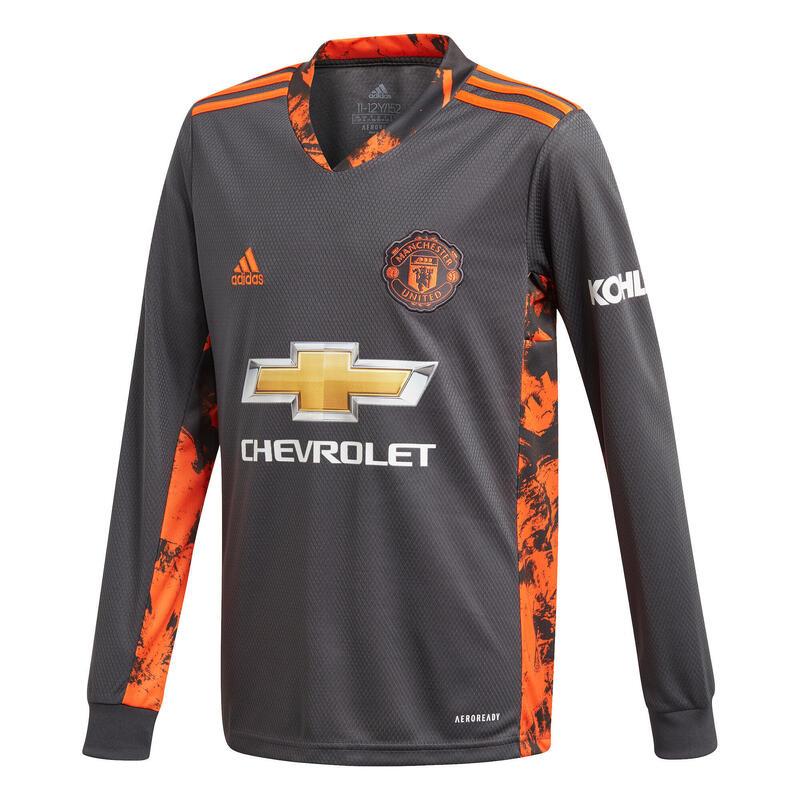 Maillot domicile enfant Manchester United 2020/21 Goalkeeper