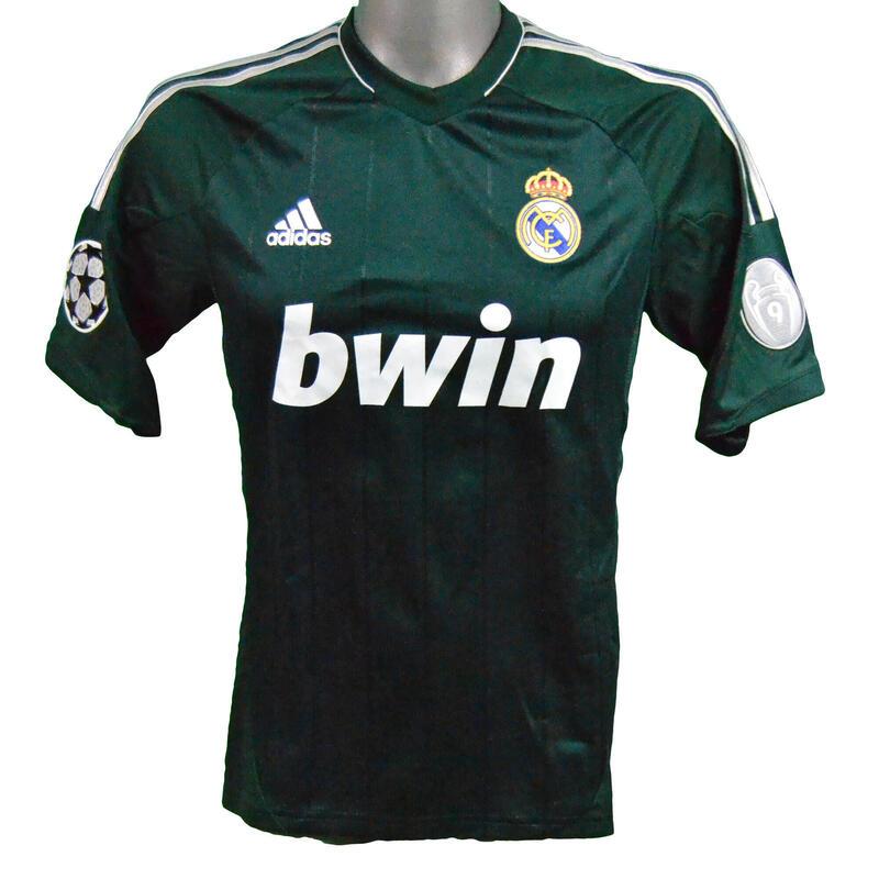 Maillot third Real Madrid 2012/2013 Ronaldo