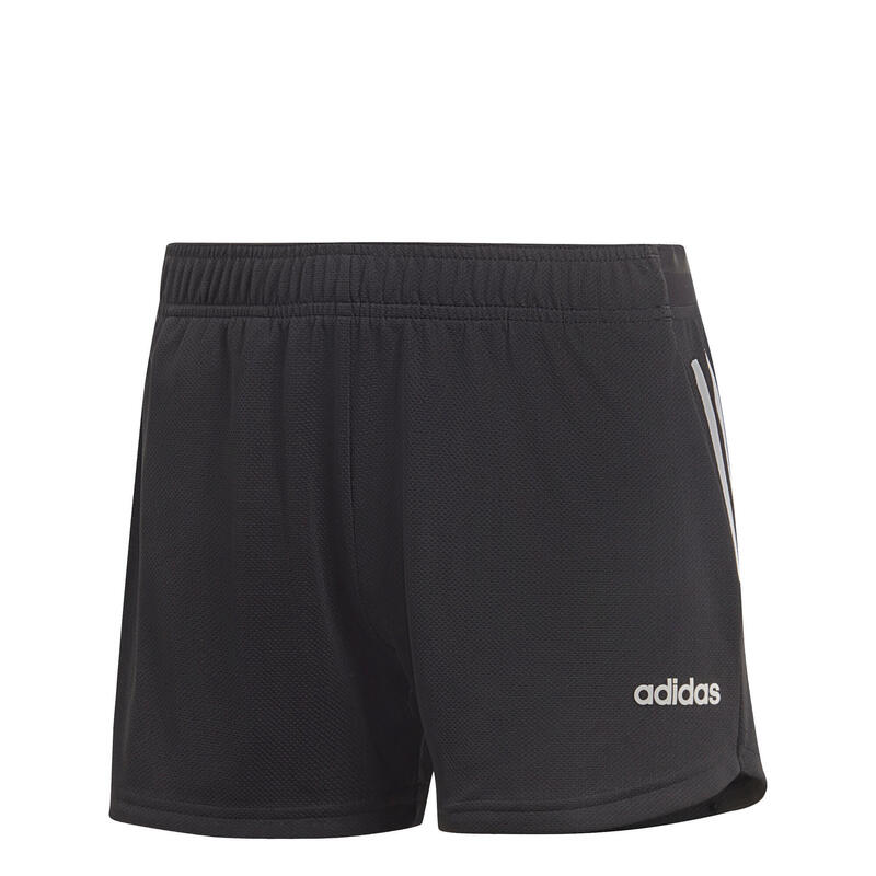 Short femme adidas Design 2 Move 3-Stripes
