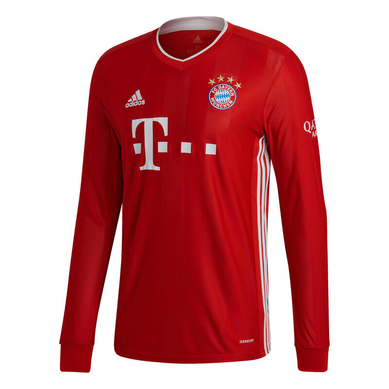 Maillot domicile manches longues Bayern 2020/21