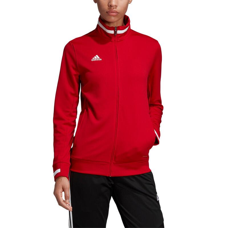 Veste de survêtement femme adidas Team 19