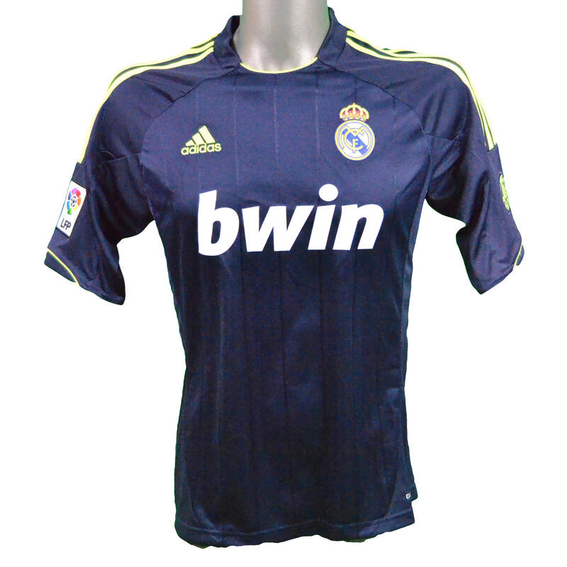 Maillot extérieur Real Madrid 2012/2013 Ronaldo