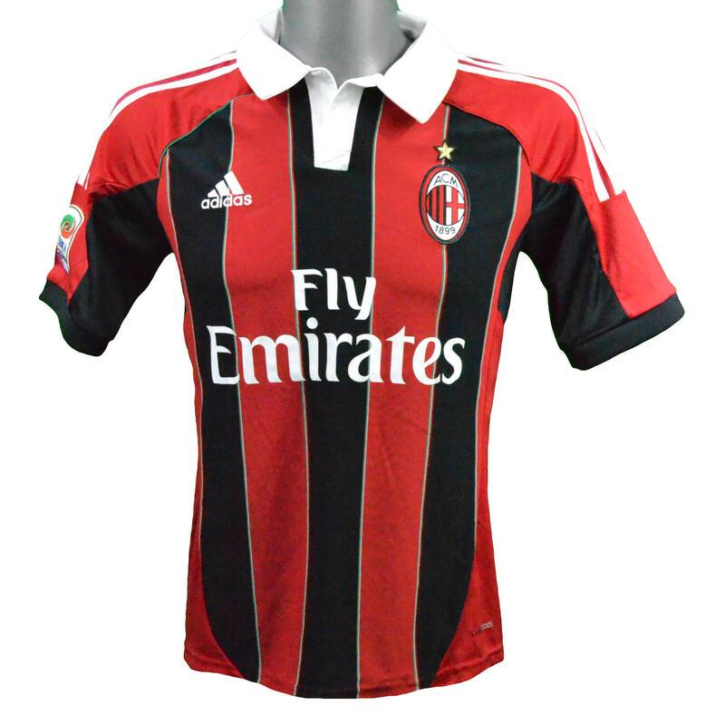 Maillot domicile Milan AC 2012/2013 Balotelli