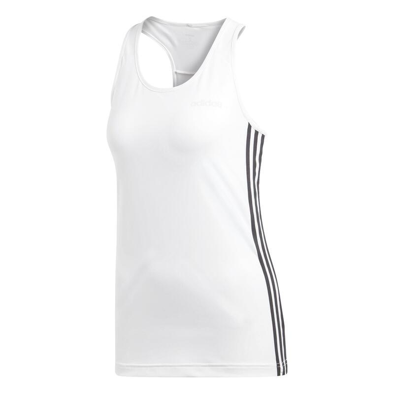 adidas Design 2 Move 3-Stripes Vrouwen Tank Top