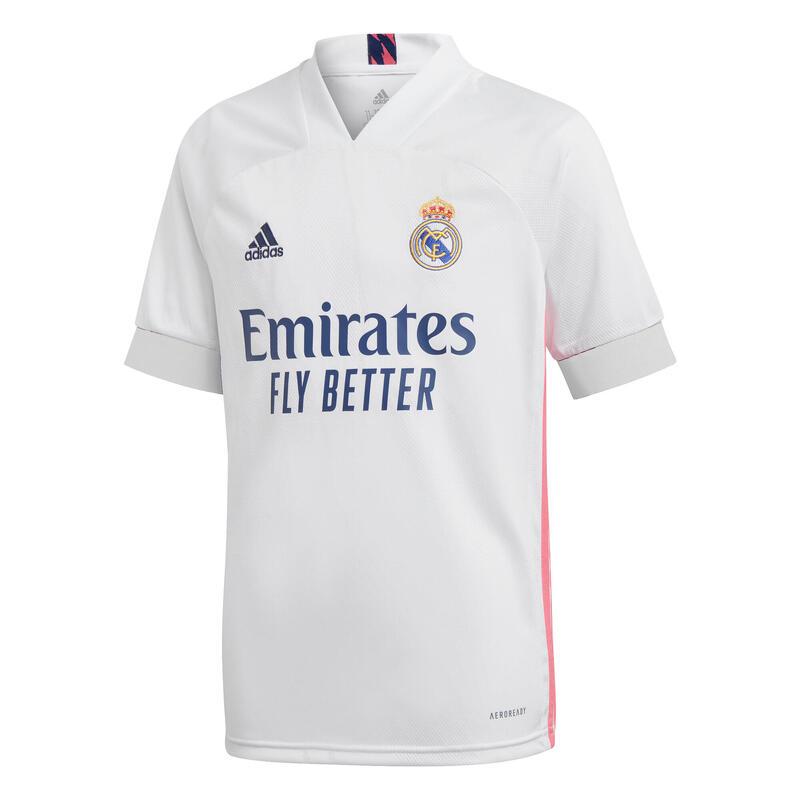 Maillot junior Real Madrid 2020/21