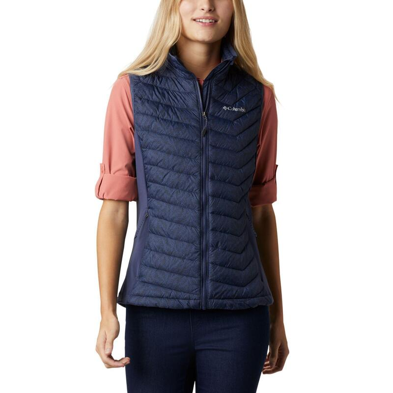 Veste sans manches femme Columbia Powder Pass
