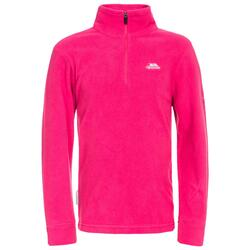 Polaire LOUVIERS Fille (Rose)