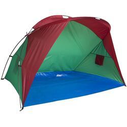 Lunan Beach Tent met touwen en haringen (Multi)
