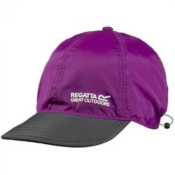 Casquette pliable PACK IT Unisexe (Violet)