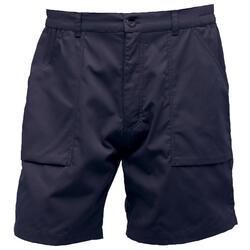 Heren Nieuwe Action Shorts (Marine)