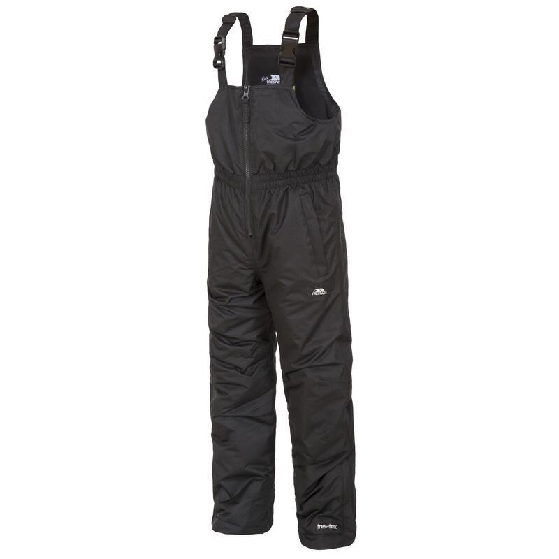 Salopette de ski KALMAR Enfant (Noir)