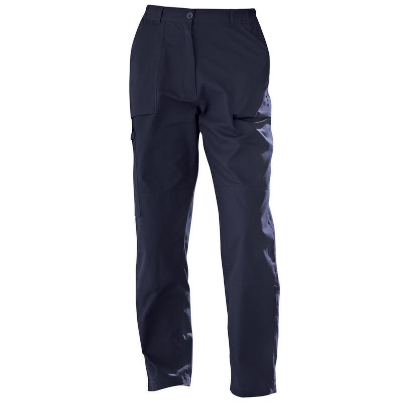 Pantalon Femme (Bleu marine)