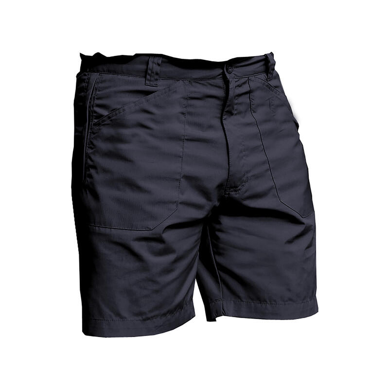 Heren Nieuwe Action Shorts (Marine)