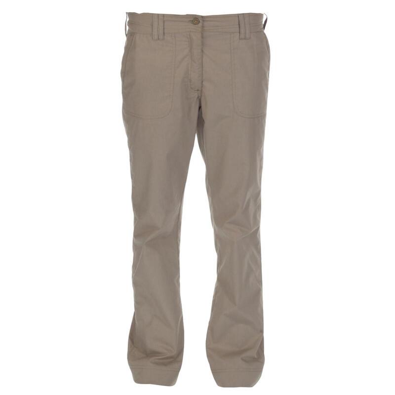 Pantalon DELPH résistant à la pluie Femme (Beige)
