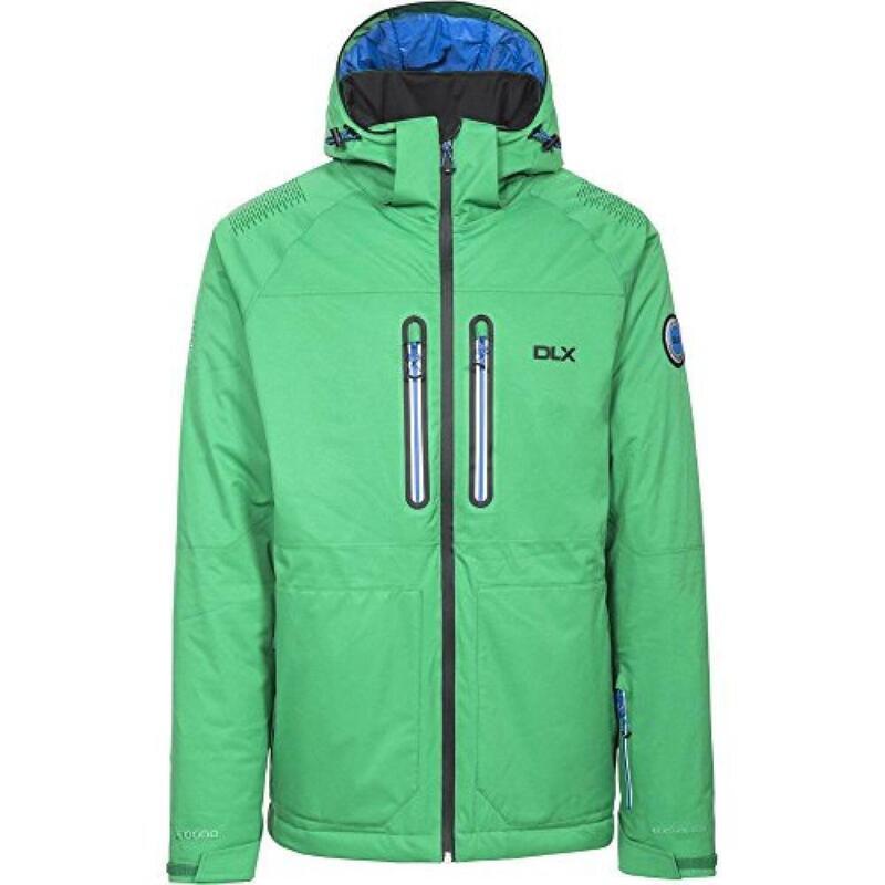 Heren Allen Waterdichte SkiJas (Groen)