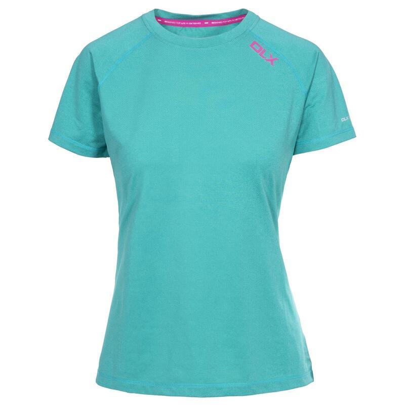 Dames Monnae Sport TShirt (Blauw)