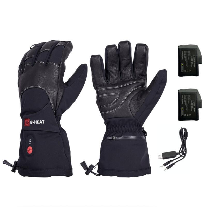 Gants de ski chauffants EVO-3 - 1 paire de batteries Adulte