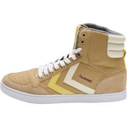 Hummel Slankere Stadil Duo Geoliede Hoge Sneakers