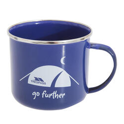 Wilfred Steel Camping Cup (Blauw)