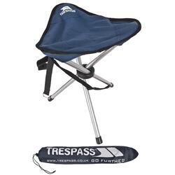 Tripod Tabouret de camping (Bleu)