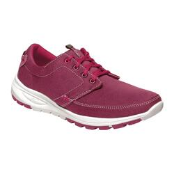 Vrouwen/dames Marine II Casual Trainers (Beaujolais/Donkere Cerise)