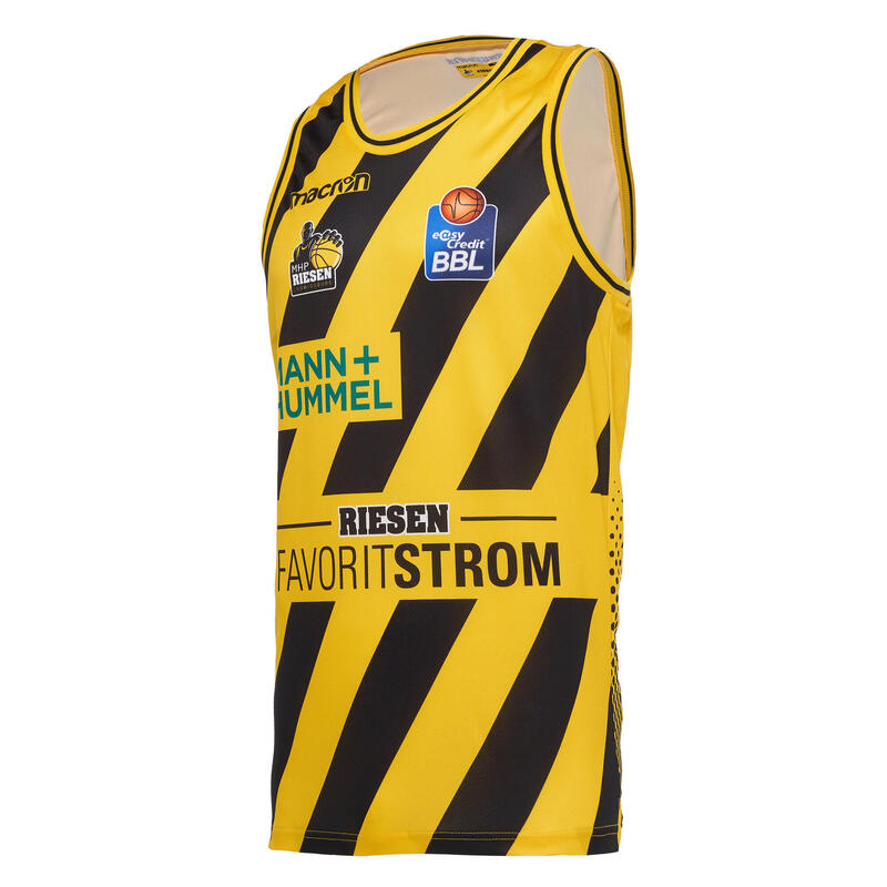 Home jersey MHP Riesen Ludwigsburg 18/19