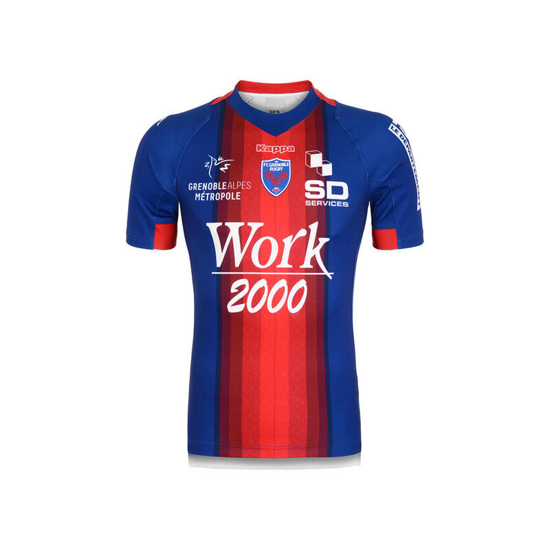 Maillot domicile FC Grenoble Rugby 2019/20