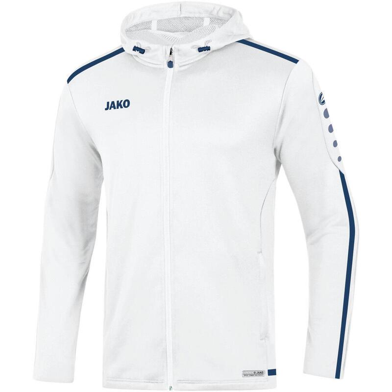 Jako Striker 2.0 Junior Hooded Jacket
