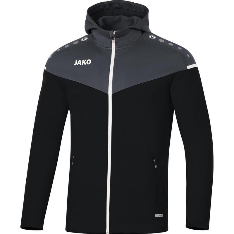 Junior Hooded Jacket Jako Champ 2.0