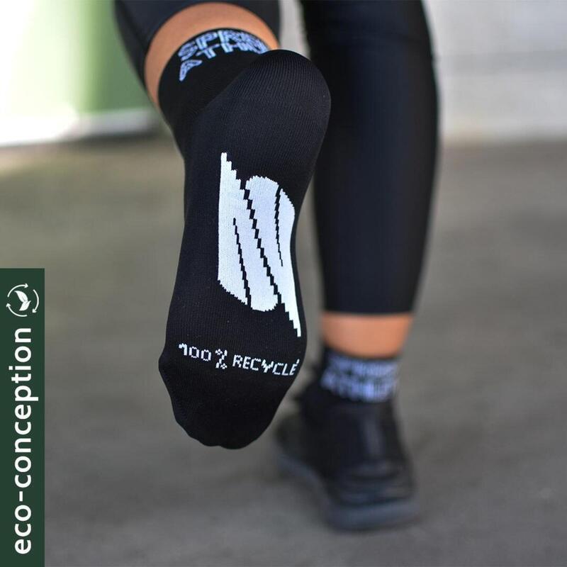 Dash Socks - Gerecycleerde vezels