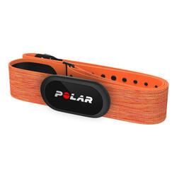 Capteur de fréquence cardiaque Polar H10 N  M-XXL Orange