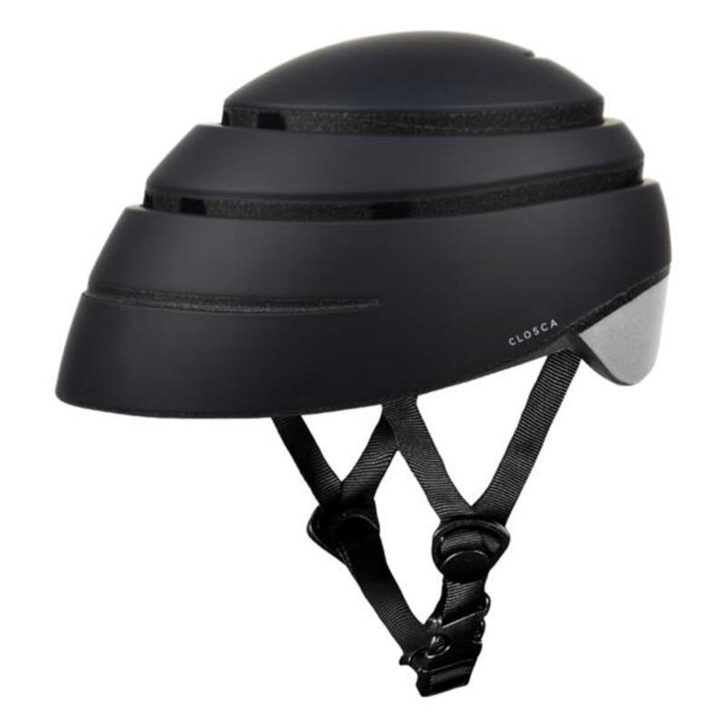Casque de cycliste pour adultes, pliable (Closca Helmet LOOP Reflective)