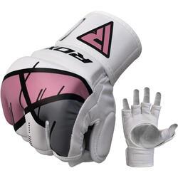 RDX Grappling Gloves REX T7 - Roze L