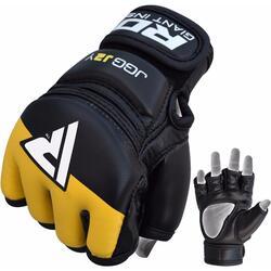 RDX Grappling Gloves Kids - Zwart/Geel