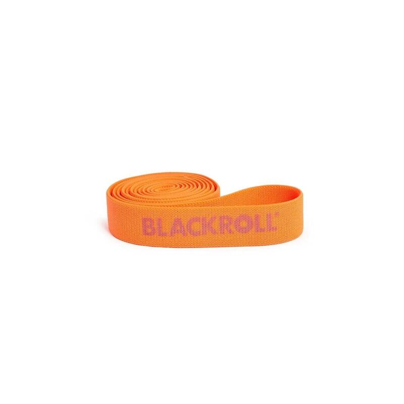 BLACKROLL® SUPER BAND - Bande de résistance - Orange - Light