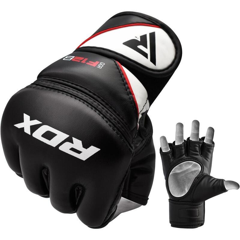 RDX Grappling Gloves Model GGRF-12 - Roze M