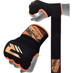 RDX Hosiery Inner Strap - Binnenhandschoenen met polsband - Oranje -  XL