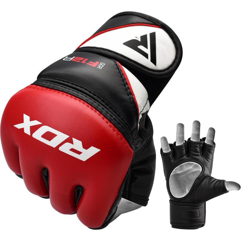 RDX Grappling Gloves Model GGRF-12 - Rouge XL