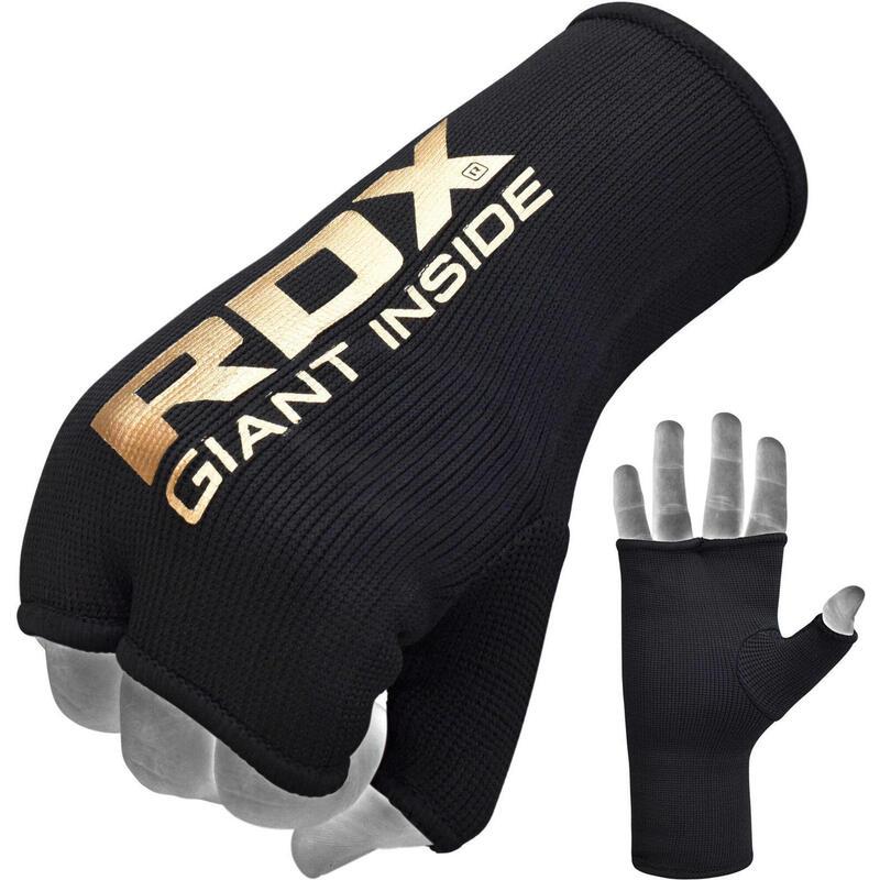 RDX Hosiery Inner - Binnenhandschoenen - Zwart/Groen-  M