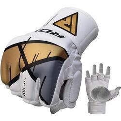 RDX Grappling Gloves REX T7 - Blauw M